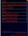 Practitioner's Guide to Rational-Emotive Therapy - Cover Photo